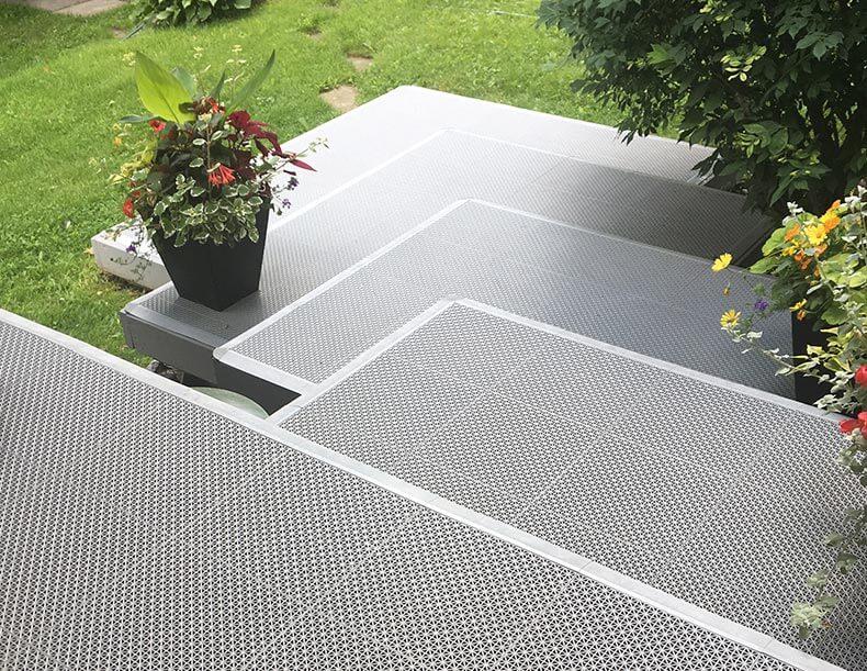 Patio Tiles Deck Flooring Outdoor